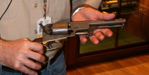 Colt Dragoon from Cabela's Gun Library (Louisville, Ky. store)