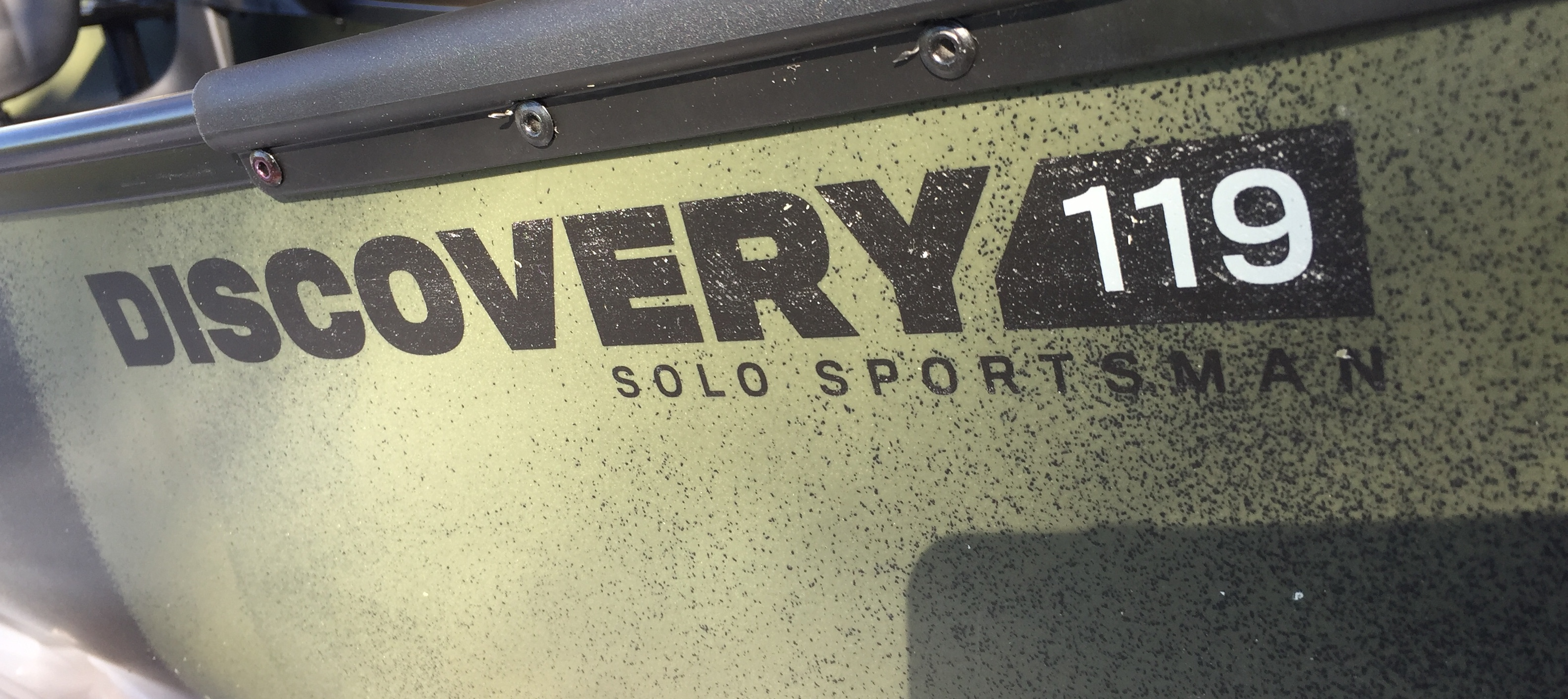 First Look: Discovery 119 Solo Sportsman – Gary Garth's