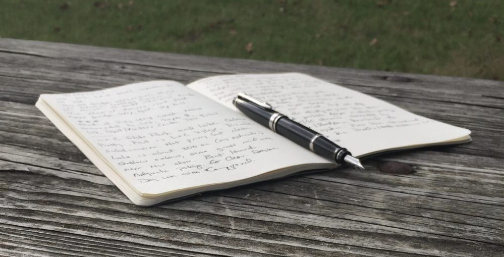 The Outdoor Notebook